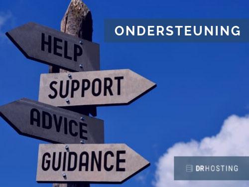 hosting support kwaliteit
