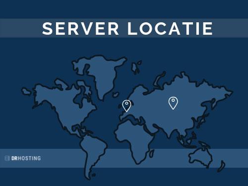 server locatie hosting