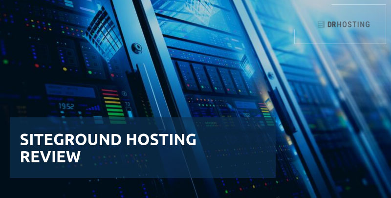 review van siteground hosting featured image