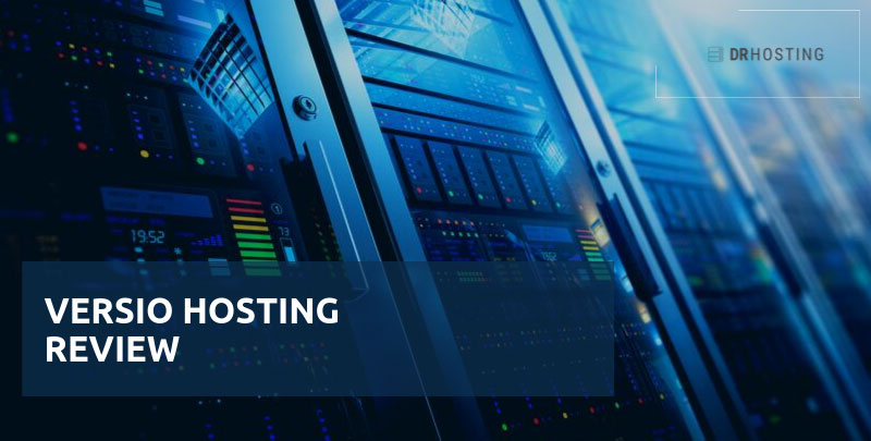 versio hosting review featured image